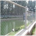 Vinyl Chain Link Fencing