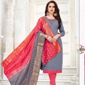Traditional Silk Salwar Suit