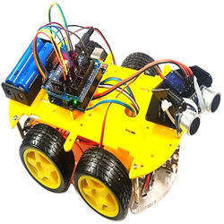 Bluetooth Controlled Robot With Arduino