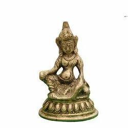 Brass Kuber Idol / Statue