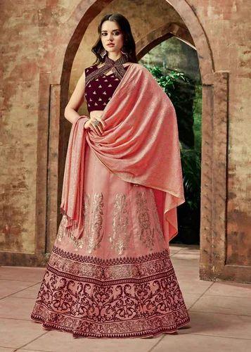 081b5ec534 Designer Bollywood Clothing Collection - Wedding Wear Lehenga Choli ...