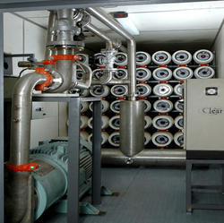 Containerized Seawater Desalination Plants