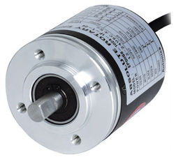 Shaft Type 50 mm dia Absolute Rotary Encoders