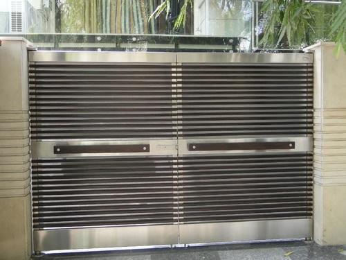 Kanti Automatic Systems Manufacturer Of Ss Sliding Gate