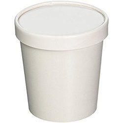 750 Ml Paper Tub
