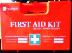First Aid Kit as Per is STD 25 Persons