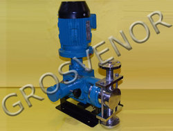 Sodium Hydroxide Dosing Pump