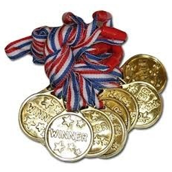 Competition Medals