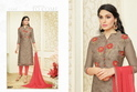 Embroidered 3/4 Sleeve Shaista Salwar Suit Fabric