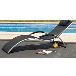 Aluminum Pool Chair