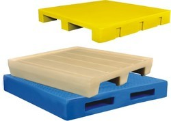 Rhino Series Two Way Entry Pallets