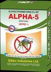 Alfamethrin-5% WP