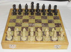 Beautiful Wooden Chess Board