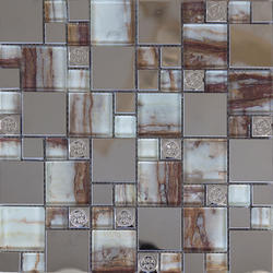 IC 106 Glass Mosaic Tiles