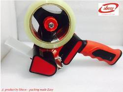 Tape Dispenser HD with Retractable Safety Blade