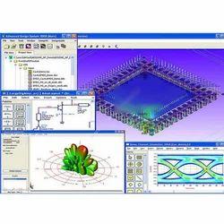 EMPro 3D EM Simulation Software