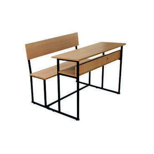 Black Wooden School Desk Dimensions 48 X 48 X 30 Inch Rs 7650