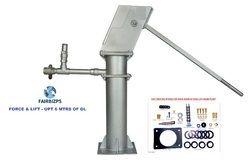 Force Lift Hand Pumps