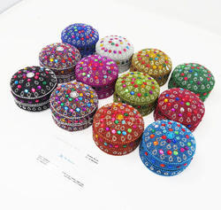 Velvet Lining Jewellery Box Lac Pill Box Gift Boxes