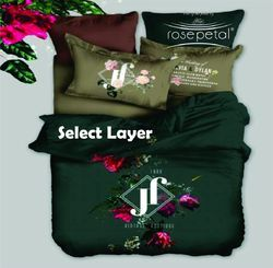 Select Layer Bed Sheet
