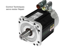 Servo motor repair service motor repair service and for Control techniques servo motor