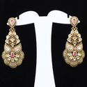 Elegant Kundan Earrings