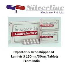 Lamivir S 150mg/30mg Tablets