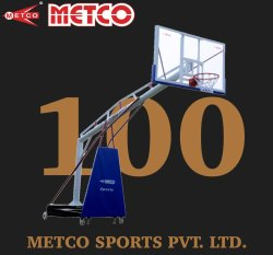 Basketball Pole Movable