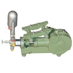 Reciprocating High Pressure Pumps