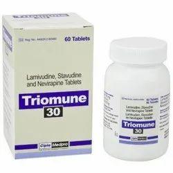 Lamivudine Stavudine Nevirapine Tablets