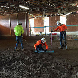 Project Site Cleaning Services