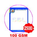 Office Letter Pad - 100 Gsm