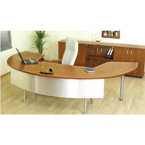 Office Desk Half Round Front Office Desk Manufacturer