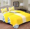Indian Shibori Print Bed Sheet