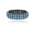 Diamond Turquoise Designer Bangle