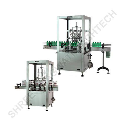 Oil Filling Machine for Bottle, Jar, Tin