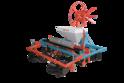 Plastic Mulch Film Laying Mulching Machine