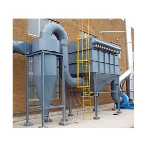 Cyclone Type Dust Collector
