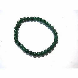 Green Aventurine Gemstone Beads Bracelet