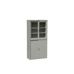 Glass Door Filing Cabinet