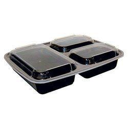 002-2216-3W Black Tray