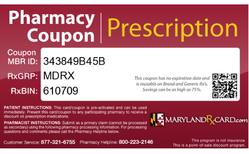 Pharmacy Card Processing