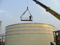 Re-Roofing Water Tank Services