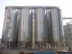 Grain Storage Silo Systems
