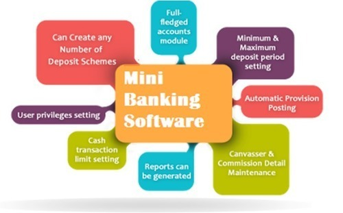 Mini Banking Software