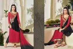 About Look Designer Salwar Suit