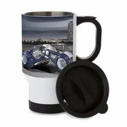 Travel Mug White