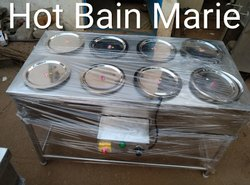 Round Container Hot Bain Marie