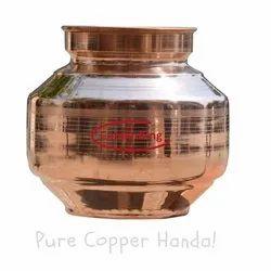 Pure Copper Handa