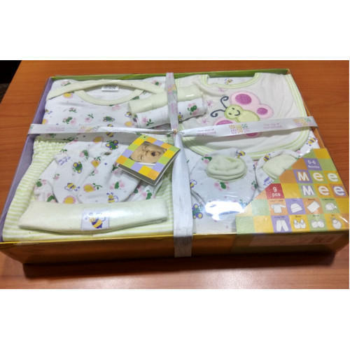 PVC Garment Packaging Box